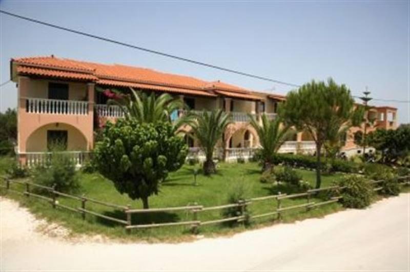 Appartementen Koukla Mare - Agios Sostis - Zakynthos